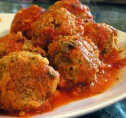 meatballs and sausage have to be tasted to get the seasoning right