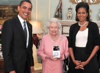 Give The Queen an Ipod Peace Prize