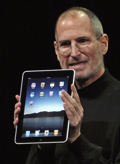 Steve Jobs is wrong this time