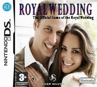 the royal wedding video game