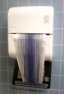 Old School Hand Towels